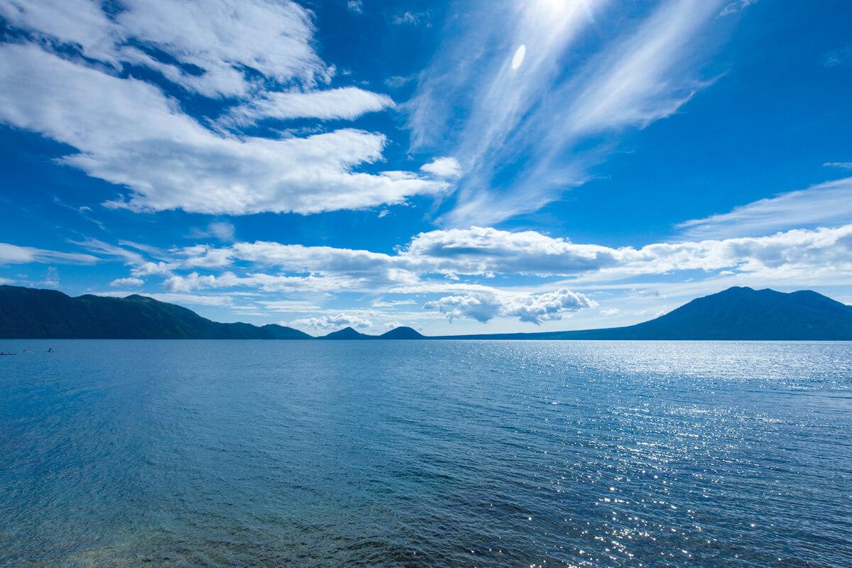 支笏湖 | ちとせの観光 - 北海道千歳市公式ホームページ
