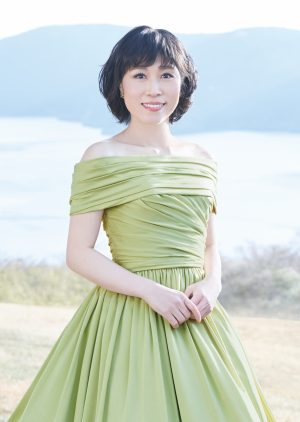 千歳市観光PR大使 水森かおりさん 第69回NHK紅白歌合戦出場決定!