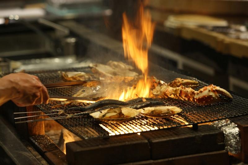 炉端焼レストラン「志古津」