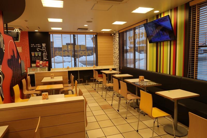 マクドナルド36号千歳店