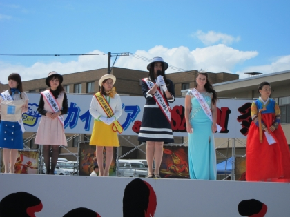 スカイ・ビア&YOSAKOI祭