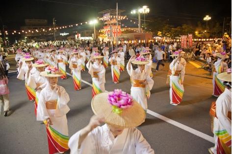 千歳市民納涼盆踊り大会
