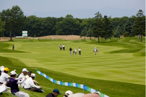 セガサミーカップ ゴルフトーナメント