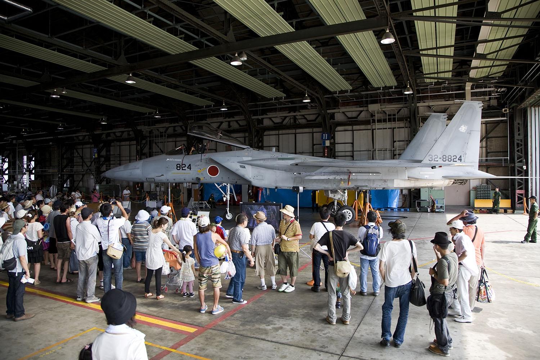 千歳基地「航空祭」