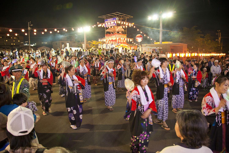 千歳市民納涼盆踊大会