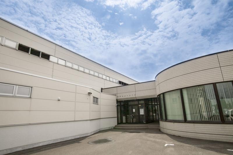 岩塚製菓千歳工場