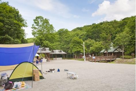 泉沢自然の森キャンプ場