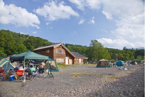モラップキャンプ場の営業開始について